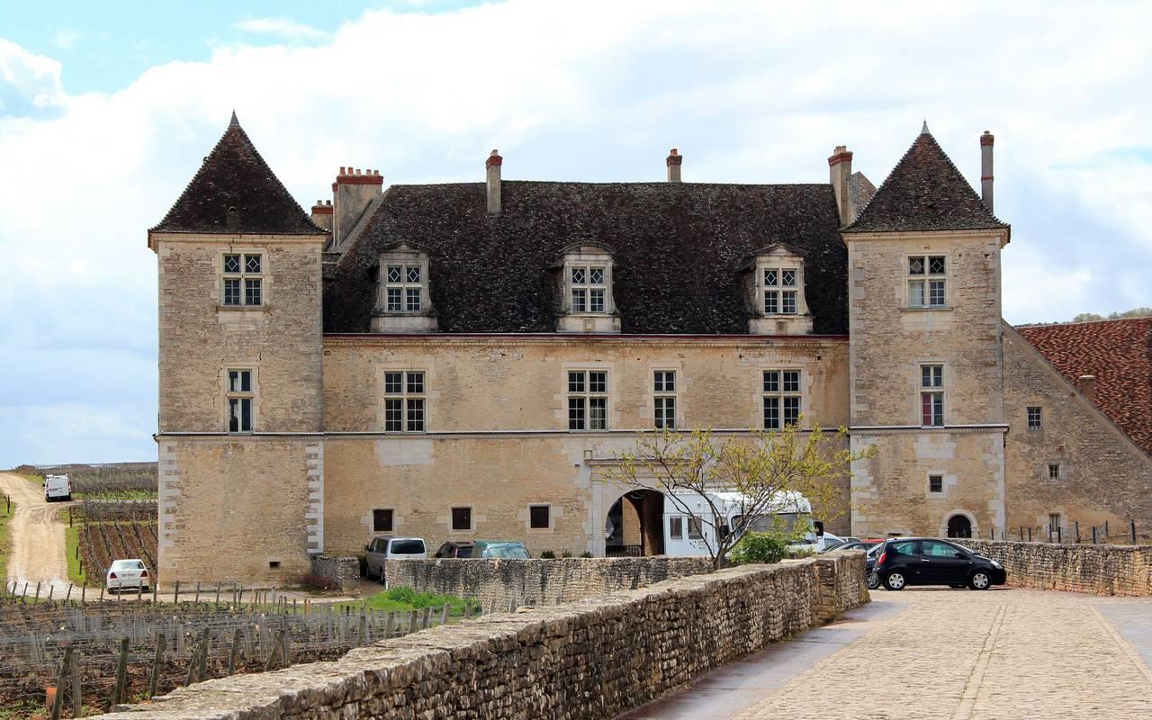 Vignoble pommard hôtel de luxe bourgogne