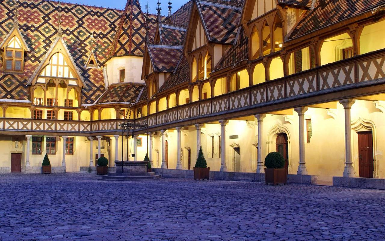 Hospices Beaune week end insolite
